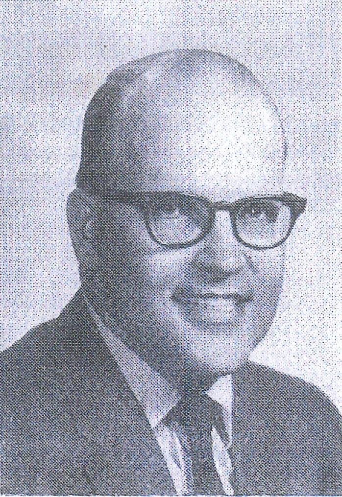 Pastor Eldon Borreson