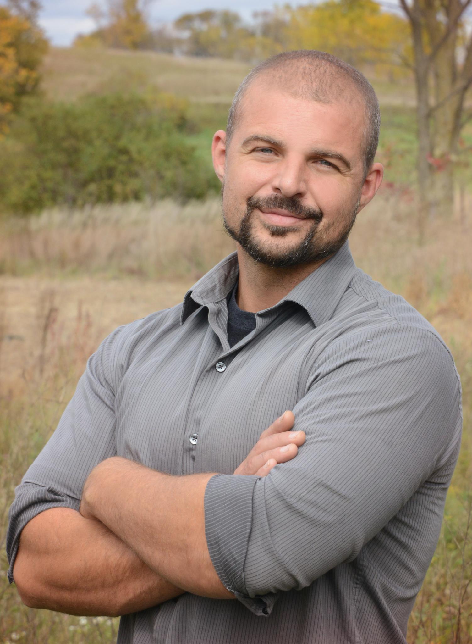 Pastor Adam Norlander